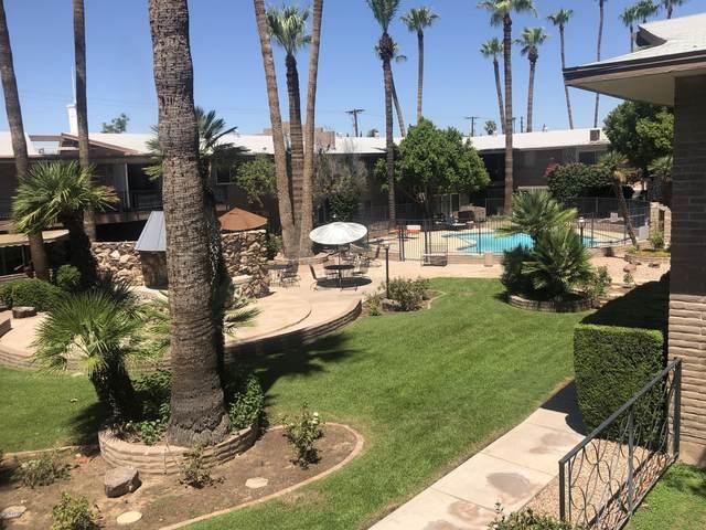 1901 E Missouri Avenue #219, Phoenix, AZ 85016 (MLS #6147267) :: neXGen Real Estate