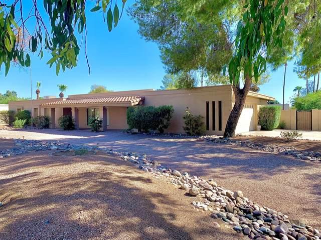 12027 N Miller Road, Scottsdale, AZ 85260 (MLS #6147275) :: Brett Tanner Home Selling Team