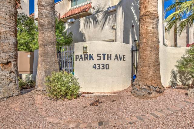 4330 N 5TH Avenue #205, Phoenix, AZ 85013 (MLS #6147277) :: Conway Real Estate