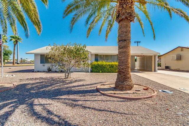 12041 N 103RD Avenue, Sun City, AZ 85351 (MLS #6147352) :: Devor Real Estate Associates