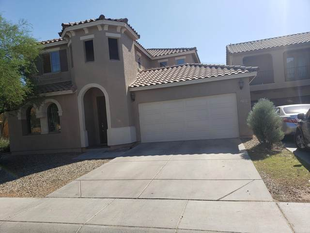 9305 W Cordes Road, Tolleson, AZ 85353 (MLS #6147356) :: The Luna Team