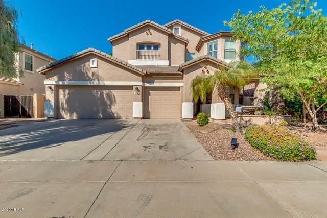 10604 E Knowles Avenue, Mesa, AZ 85209 (MLS #6147382) :: The AZ Performance PLUS+ Team