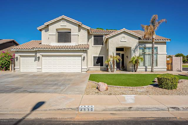 4530 E Decatur Street, Mesa, AZ 85205 (MLS #6147441) :: NextView Home Professionals, Brokered by eXp Realty