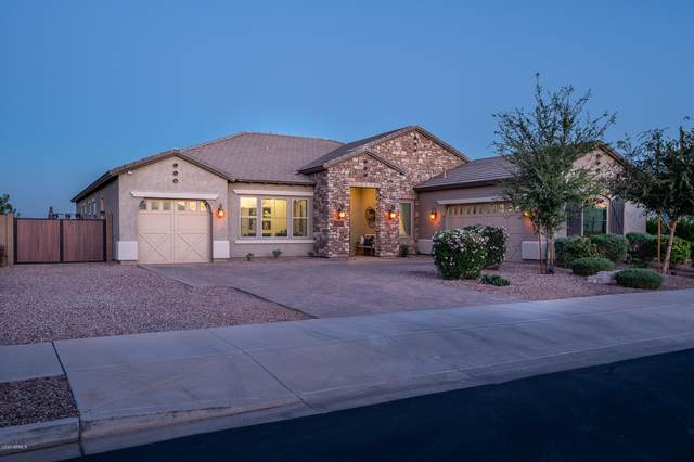 21295 S 223rd Pl, Queen Creek, AZ 85142 (MLS #6147448) :: Lucido Agency