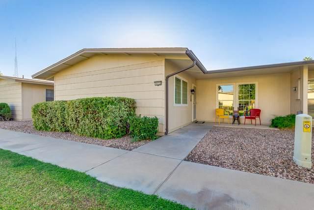 10723 W Santa Fe Drive, Sun City, AZ 85351 (MLS #6147463) :: Conway Real Estate