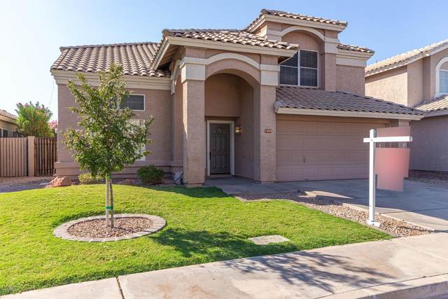 1248 N Palmsprings Drive, Gilbert, AZ 85234 (MLS #6147466) :: The Property Partners at eXp Realty