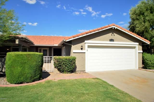 1308 Leisure World, Mesa, AZ 85206 (MLS #6147491) :: Brett Tanner Home Selling Team