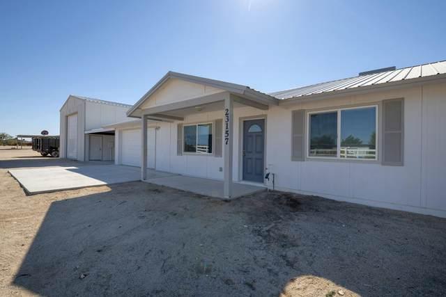 23157 E Gavin Way, Florence, AZ 85132 (MLS #6147494) :: Devor Real Estate Associates
