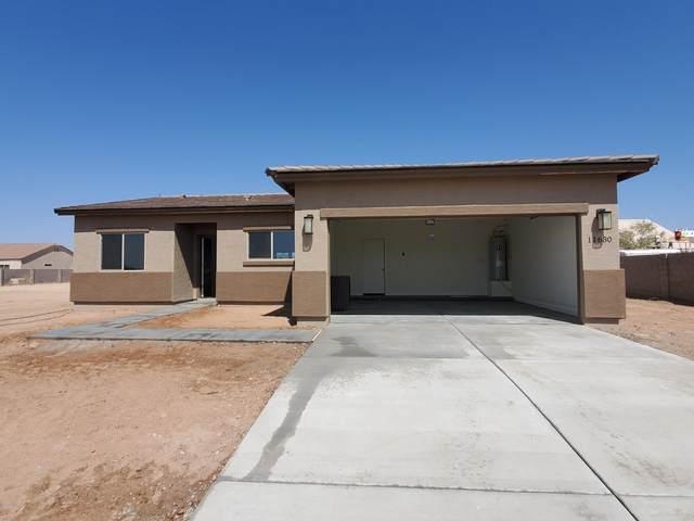 11630 W Loma Vista Drive, Arizona City, AZ 85123 (MLS #6147501) :: Devor Real Estate Associates