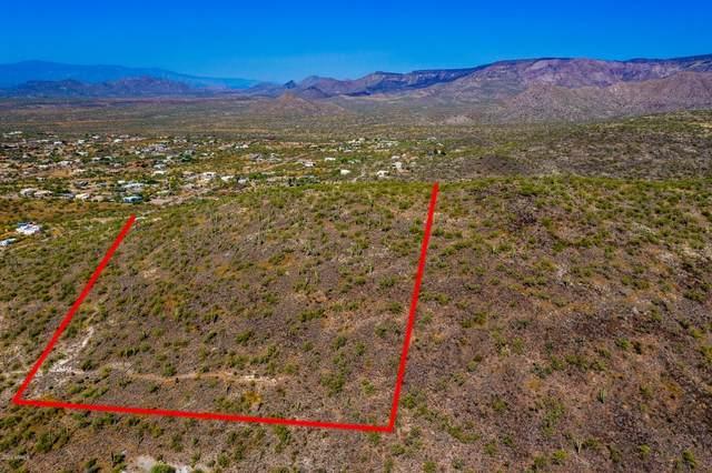 2200 E Circle Mountain Road, New River, AZ 85087 (MLS #6147527) :: The Riddle Group