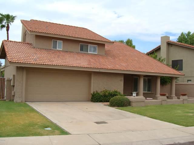 7522 E Woodshire Cove, Scottsdale, AZ 85258 (MLS #6147572) :: The W Group
