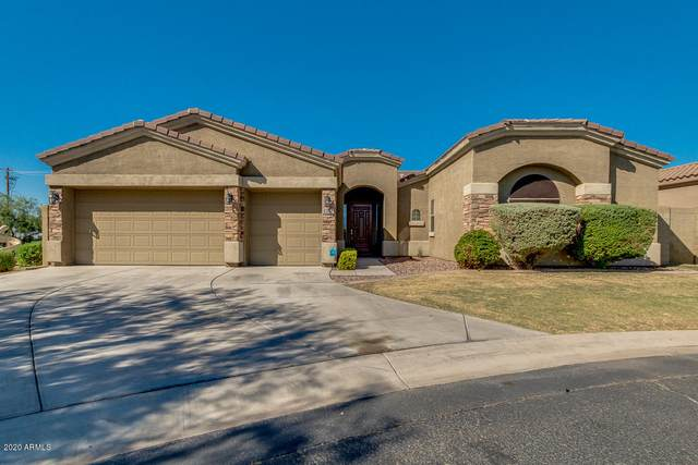 1224 N Bernard Circle, Mesa, AZ 85207 (MLS #6147614) :: Lifestyle Partners Team