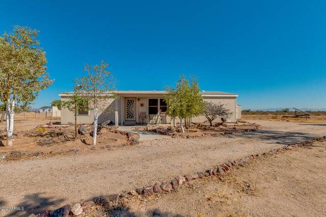 4135 N 443RD Drive, Tonopah, AZ 85354 (MLS #6147616) :: The Laughton Team