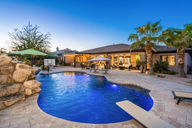 2755 E Carob Drive, Chandler, AZ 85286 (MLS #6147626) :: Lucido Agency