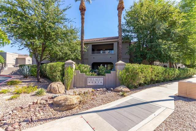 15225 N 100TH Street #2182, Scottsdale, AZ 85260 (MLS #6147646) :: Brett Tanner Home Selling Team