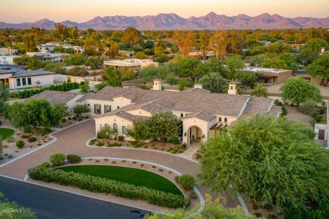 9335 N Morning Glory Road, Paradise Valley, AZ 85253 (MLS #6147664) :: Openshaw Real Estate Group in partnership with The Jesse Herfel Real Estate Group