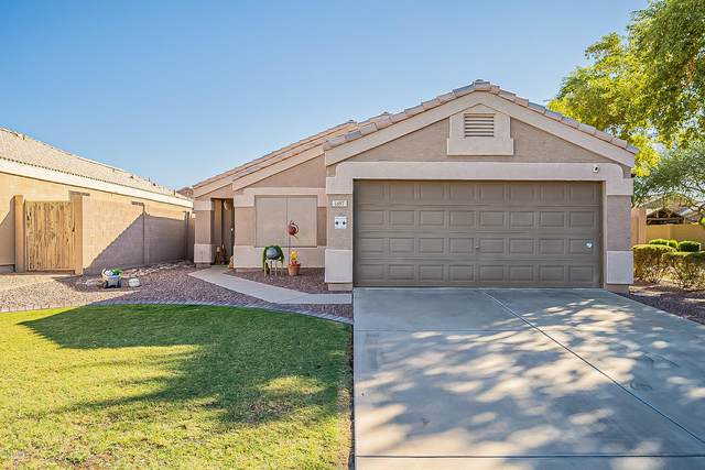 1697 E Horseshoe Avenue, Gilbert, AZ 85296 (MLS #6147732) :: Nate Martinez Team