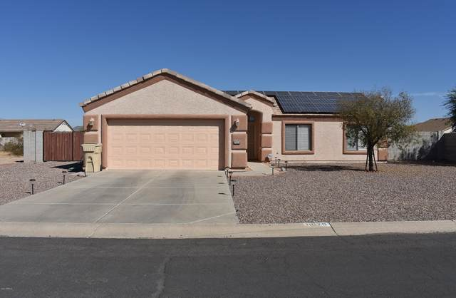 11070 W Loma Vista Drive, Arizona City, AZ 85123 (MLS #6147744) :: Lucido Agency