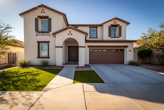2849 E Quenton Street, Mesa, AZ 85213 (MLS #6147764) :: The Garcia Group