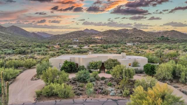 36102 N Creek View Lane, Cave Creek, AZ 85331 (MLS #6147765) :: Sheli Stoddart Team | M.A.Z. Realty Professionals