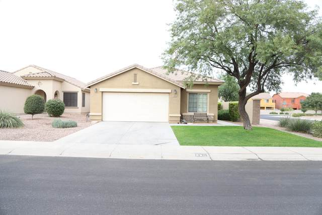 970 W Desert Sky Drive, San Tan Valley, AZ 85143 (MLS #6147787) :: TIBBS Realty