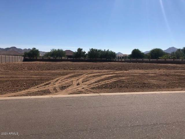 19503 E Vallejo Street, Queen Creek, AZ 85142 (MLS #6147790) :: Arizona Home Group