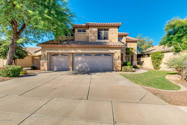 10244 E Jacob Avenue, Mesa, AZ 85209 (MLS #6147805) :: Long Realty West Valley