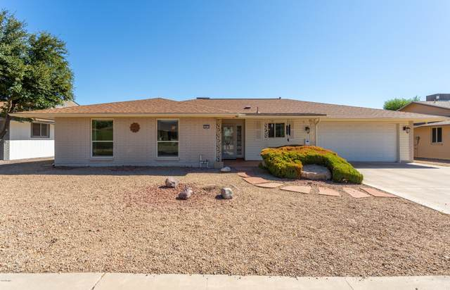 10811 W Saratoga Circle, Sun City, AZ 85351 (MLS #6147814) :: The Daniel Montez Real Estate Group