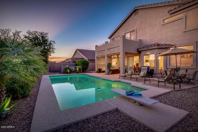 7719 E Sayan Street, Mesa, AZ 85207 (MLS #6147824) :: The Carin Nguyen Team