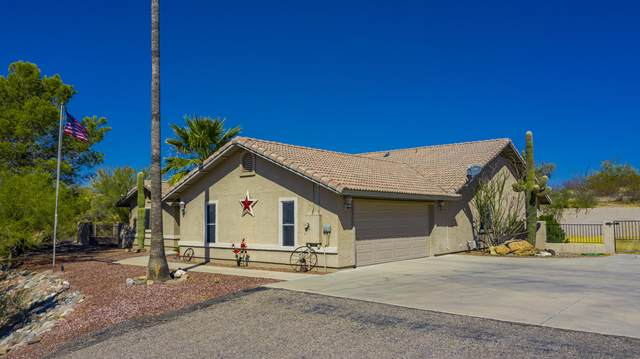1545 W Little Stonehedge Ranch Road, Wickenburg, AZ 85390 (MLS #6147827) :: Sheli Stoddart Team | M.A.Z. Realty Professionals