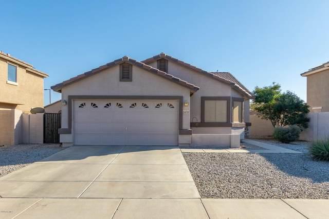 24737 W Wayland Drive, Buckeye, AZ 85326 (MLS #6147855) :: Conway Real Estate