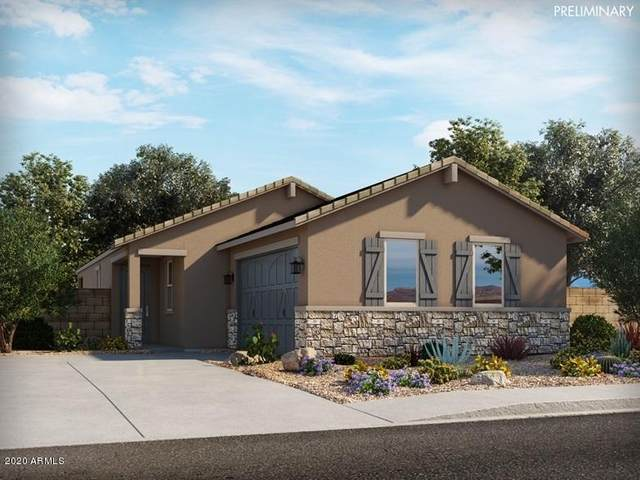 2570 E Alvaro Trail, Casa Grande, AZ 85194 (MLS #6147860) :: The Ellens Team