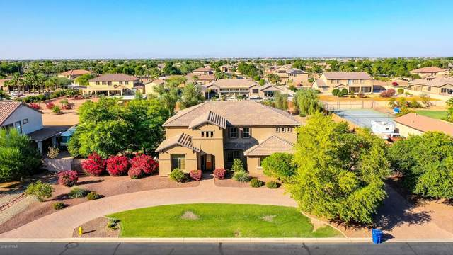14576 W Hope Drive, Surprise, AZ 85379 (MLS #6147892) :: Openshaw Real Estate Group in partnership with The Jesse Herfel Real Estate Group