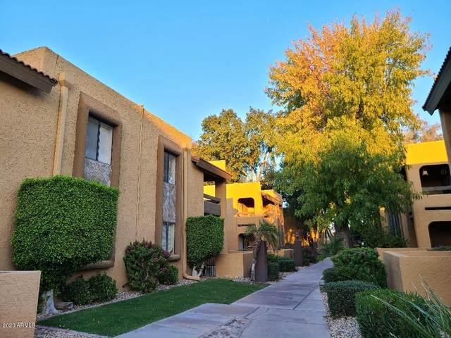 8500 E Indian School Road #222, Scottsdale, AZ 85251 (MLS #6147899) :: Brett Tanner Home Selling Team