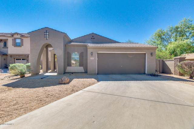3345 E Hawk Place, Chandler, AZ 85286 (MLS #6147904) :: My Home Group