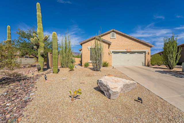 6613 E Casa De Leon Lane, Gold Canyon, AZ 85118 (MLS #6147905) :: Dijkstra & Co.