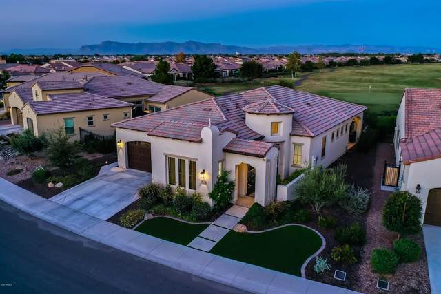 36825 N Stoneware Drive, Queen Creek, AZ 85140 (MLS #6147916) :: BVO Luxury Group