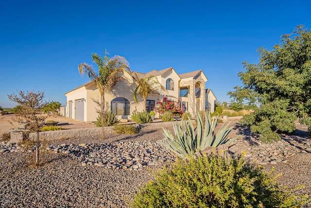 3770 E Graythorn Way, Coolidge, AZ 85128 (MLS #6147917) :: Sheli Stoddart Team   M.A.Z. Realty Professionals