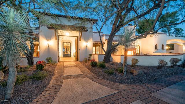 8825 N Avenida Del Sol Road, Paradise Valley, AZ 85253 (MLS #6147944) :: The Ellens Team