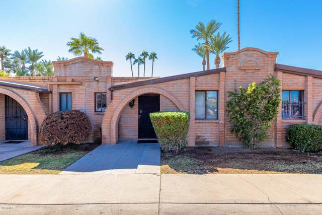 3032 N 32ND Street #59, Phoenix, AZ 85018 (MLS #6147947) :: Openshaw Real Estate Group in partnership with The Jesse Herfel Real Estate Group