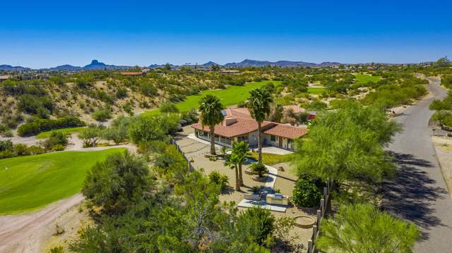 1755 W Yucca Drive, Wickenburg, AZ 85390 (MLS #6147964) :: Power Realty Group Model Home Center