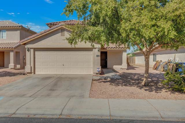 11826 W Laurel Lane, El Mirage, AZ 85335 (MLS #6147967) :: TIBBS Realty