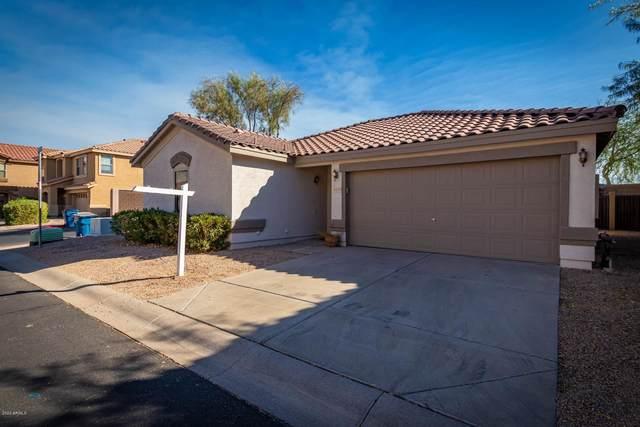 2373 E 35TH Avenue, Apache Junction, AZ 85119 (MLS #6147979) :: The Riddle Group
