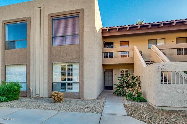 8651 E Royal Palm Road #114, Scottsdale, AZ 85258 (MLS #6147994) :: Brett Tanner Home Selling Team