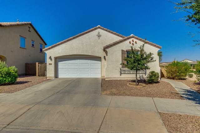 21156 E Cherrywood Drive, Queen Creek, AZ 85142 (MLS #6148028) :: Keller Williams Realty Phoenix
