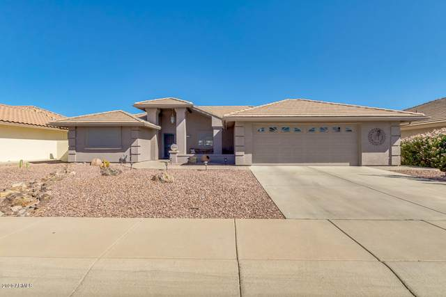 2107 S Silkwood, Mesa, AZ 85209 (MLS #6148041) :: Devor Real Estate Associates