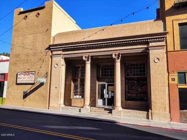 7 Main Street, Bisbee, AZ 85603 (MLS #6148046) :: Walters Realty Group