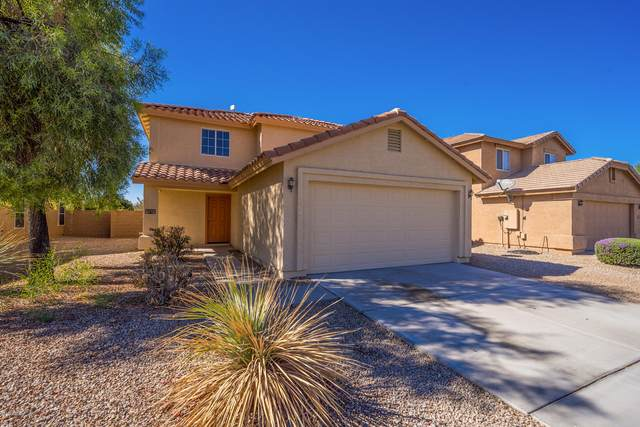 244 S 18TH Street, Coolidge, AZ 85128 (MLS #6148053) :: Brett Tanner Home Selling Team
