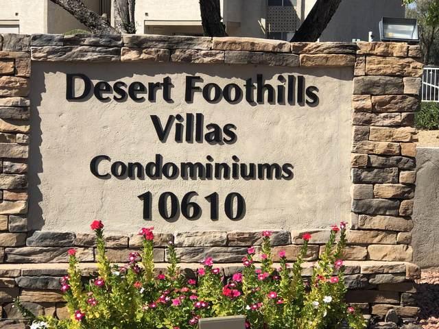 10610 S 48TH Street #2051, Phoenix, AZ 85044 (#6148071) :: Luxury Group - Realty Executives Arizona Properties