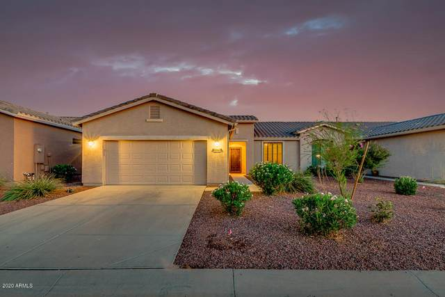 42043 W Dorsey Drive, Maricopa, AZ 85138 (MLS #6148082) :: Conway Real Estate